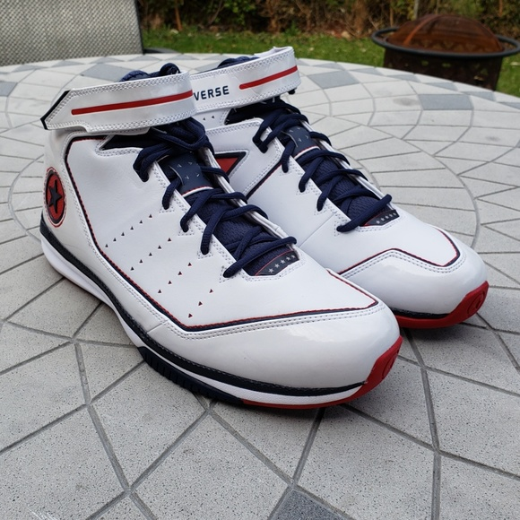 76a113661f8c Converse Other - Converse Men s Lawman Basketball Shoes 14